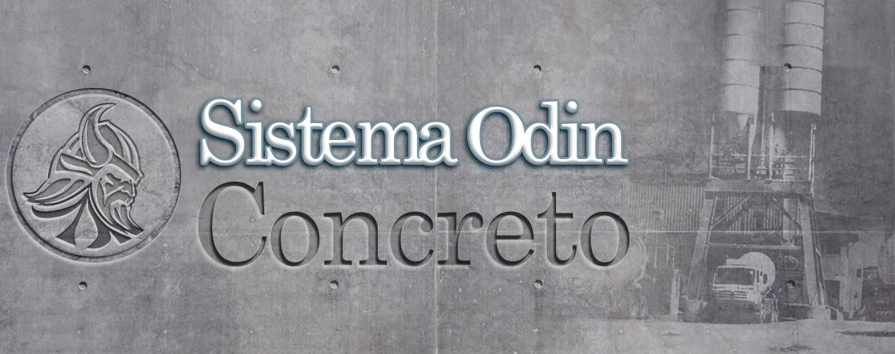 Sistema Odin | Concreto